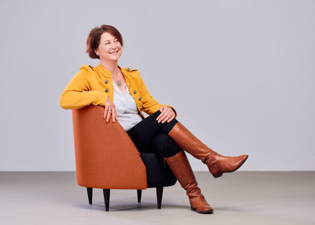 Karin Sprecher - SEO-Texterin für KMU in Thun und Bern